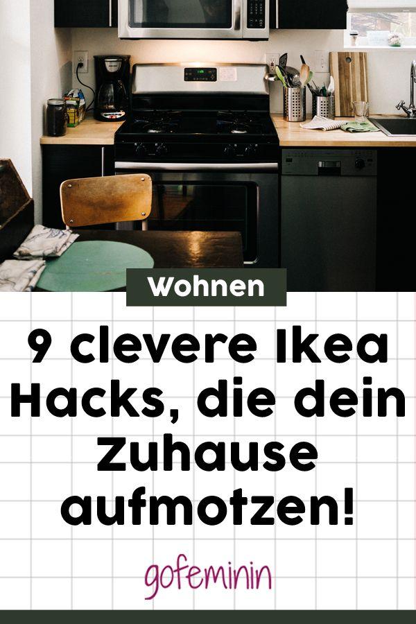 Gegen den Einheitsbrei 9 clevere Ikea-Hacks, die dein Zuhause - alte küchen aufmotzen