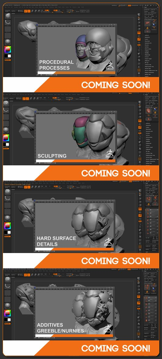 Zbrush Helmet Design New Project Files Added Zbrush Zbrush Tutorial Helmet Design