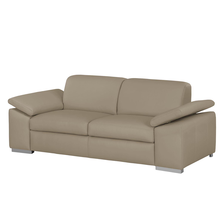 Sofa Termon Iii 2 Sitzer Echtleder Taupe Fredriks Jetzt Bestellen Unter Https Moebel Ladendir Matratzen Sofa Zweisitzer Sofa Gunstige Sofas