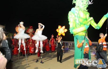 Surfers Paradise Festival Lantern Parade - mygc Photo Galleries