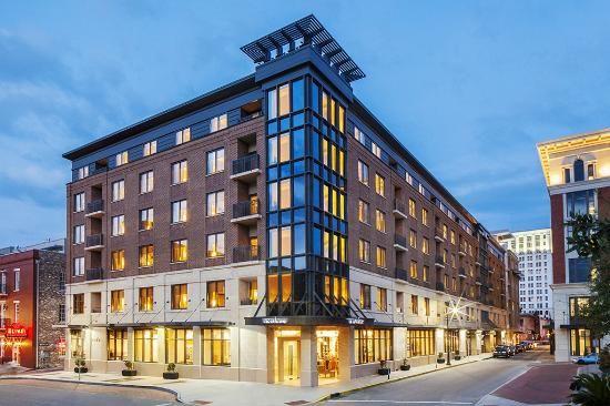 Savannah Ga Hotel In Historic District Andaz