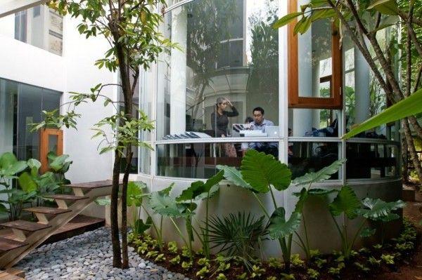 office interiors interior design green plants workplace interior design studio office workspace design interiors home decor home interior design - Environmental Interior Design