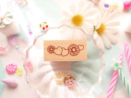 Daisy Heart(Cui Stamp)