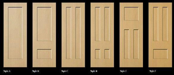 Door moldings simple ideas