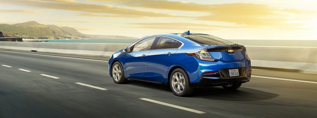 Top Electric And Hybrid Cars Costing Less Than 35 000 Chevrolet