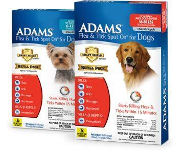 Adam S Flea Product Coupon