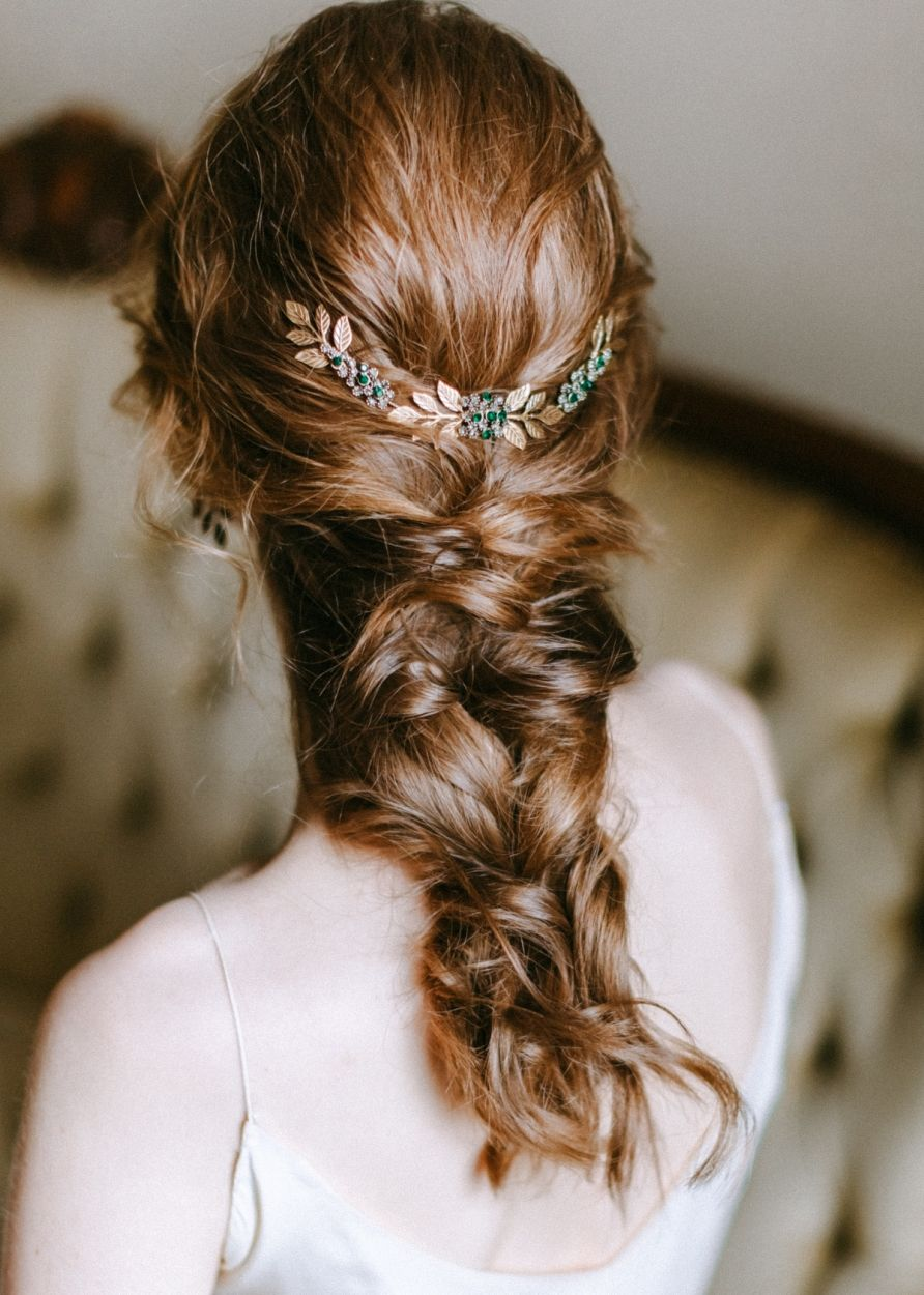 Beautiful Loose Braid For A Romantic Vintage Look Braids Braided
