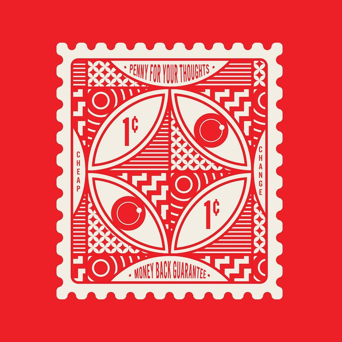 Postal Stamps Designed By Trufcreative