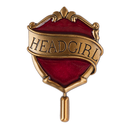 Gryffindor Head Girl Pin In 2020 Harry Potter Harry Potter Pin Gryffindor Aesthetic