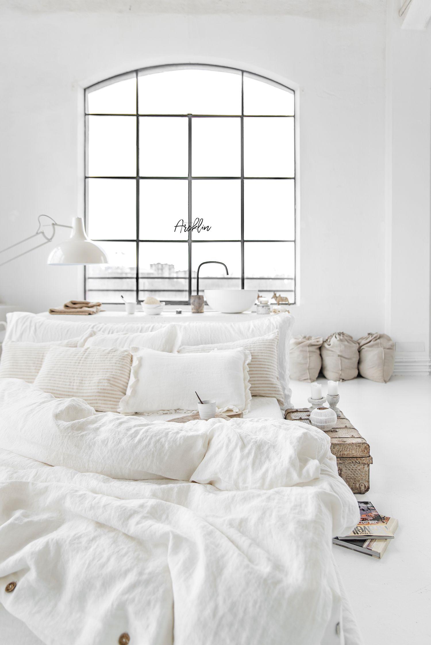 The Lab Bedroom Paulina Arcklin Photography Styling Avec