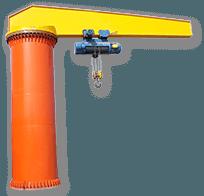 0 25 Ton 0 5 Ton 1 Ton Mini Jib Crane For Sale Cranes For Sale Crane Hoist