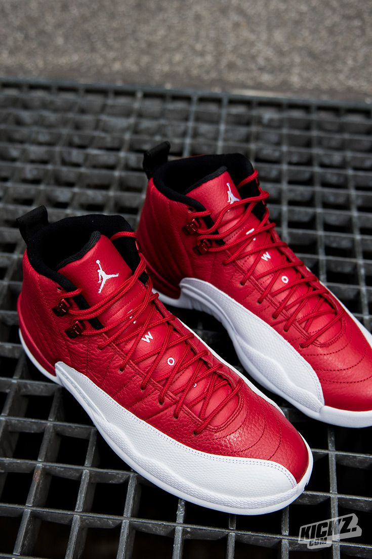 best website f9b20 4cb56 The Air Jordan 12 Retro Gym Red is one of the hottest retro colorways we ve  seen in a while. Still available in Grade School sizes.