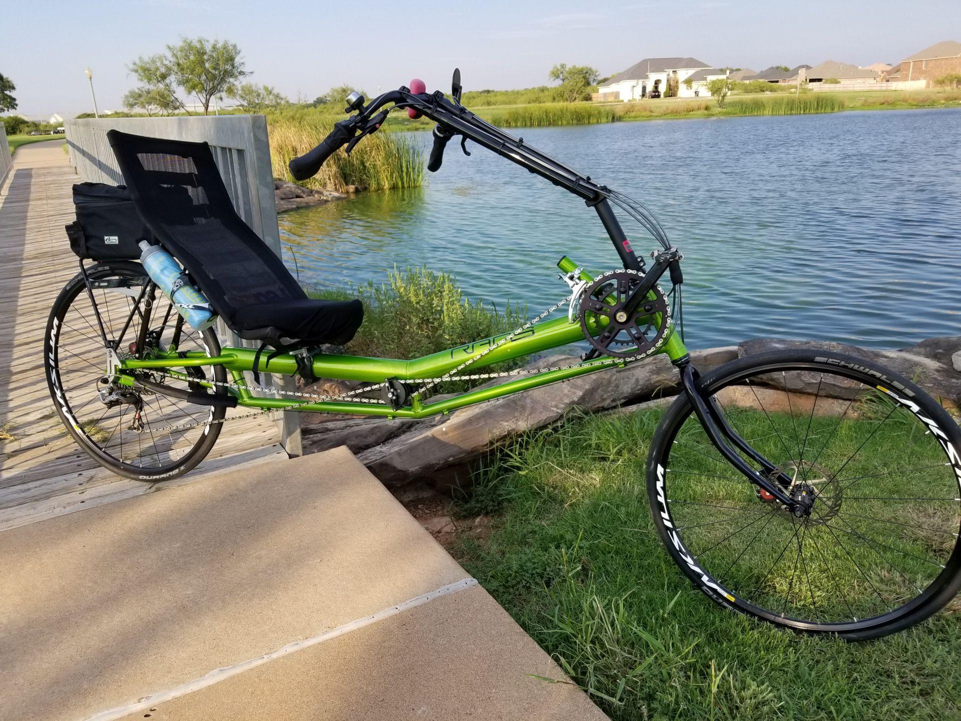 New Xstream 700 Recumbent Bicycle Bicycle Design Bike
