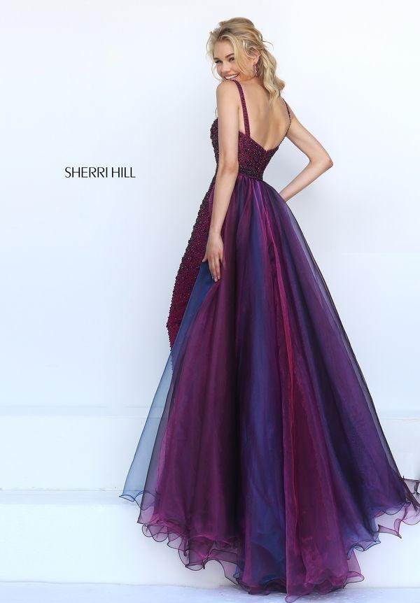 Lujoso Sherri Vestidos Cortos De Fiesta Colina Ideas Ornamento ...