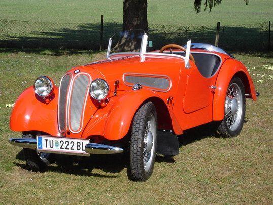 1929 BMW Dixi 3/15 PS DA-4 Roadster   Classic cars, Bmw classic cars, Retro cars