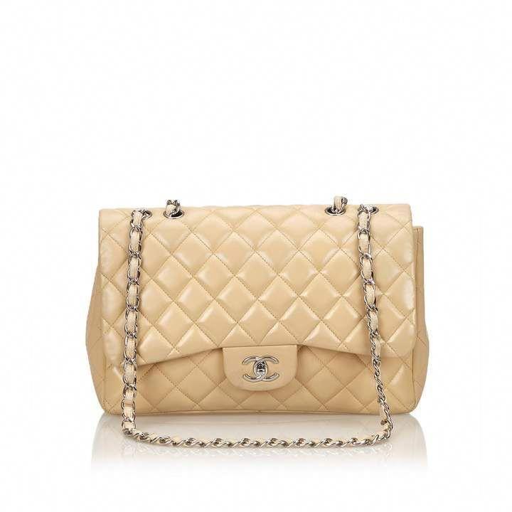 964dee14629116 Chanel Timeless leather handbag #Chanelhandbags | Chanel handbags in ...