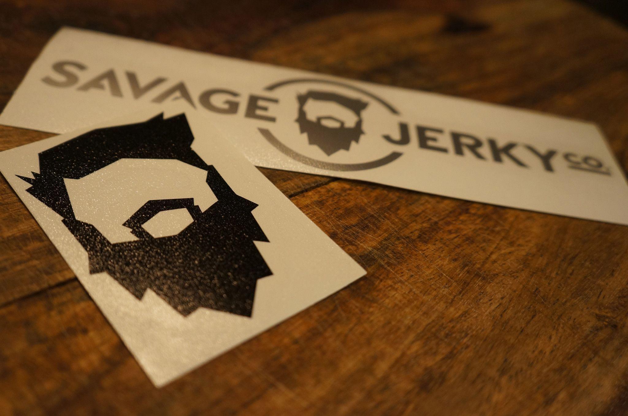 Savage Sticker Pack
