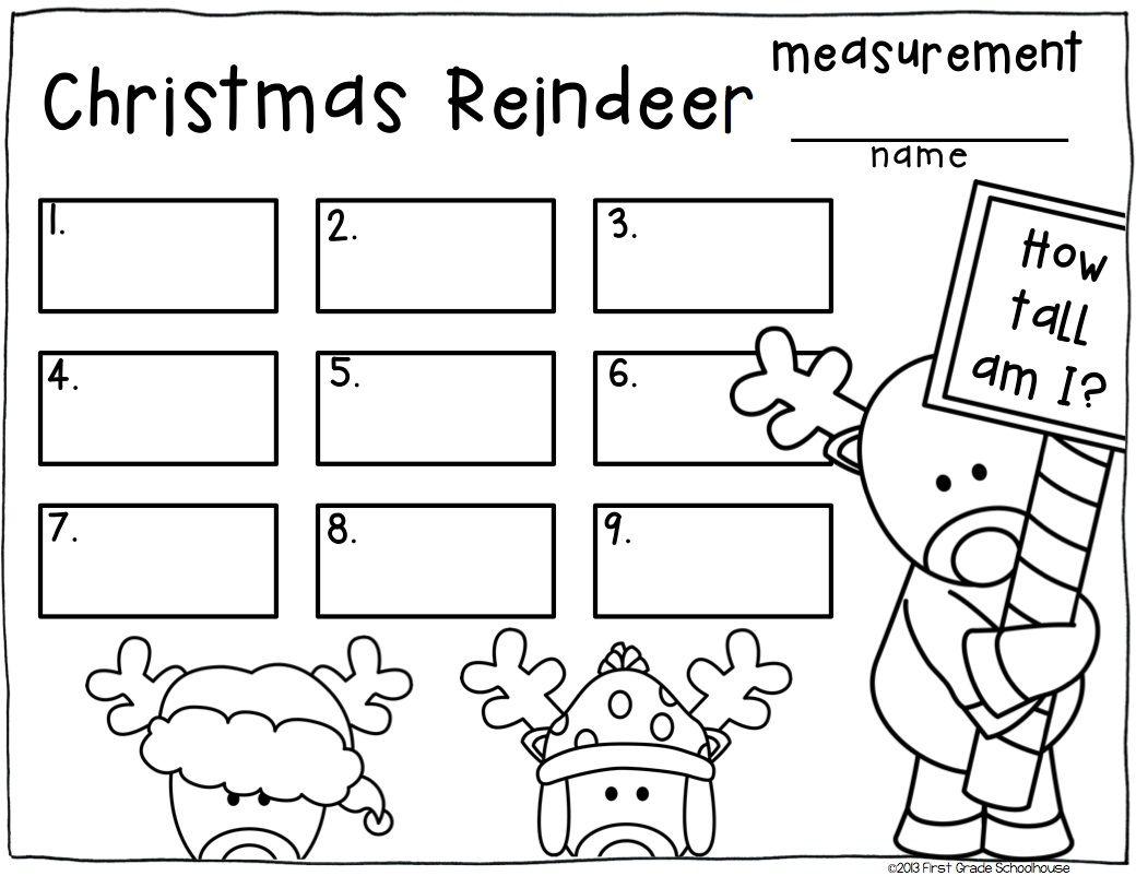 Christmas Math Centers First Grade Christmas Math Centers Christmas Math Christmas Addition [ 802 x 1040 Pixel ]