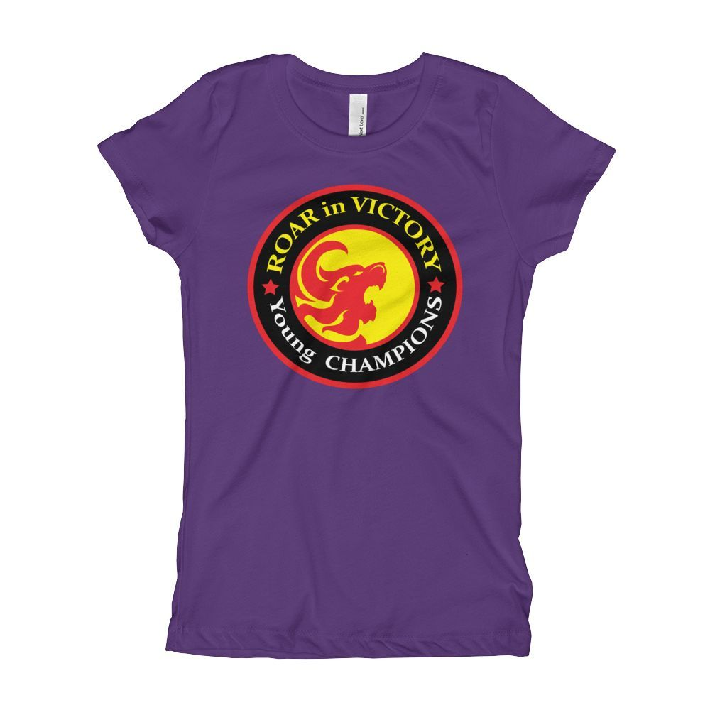 Girl's T-Shirt - BORN for SUCCESS