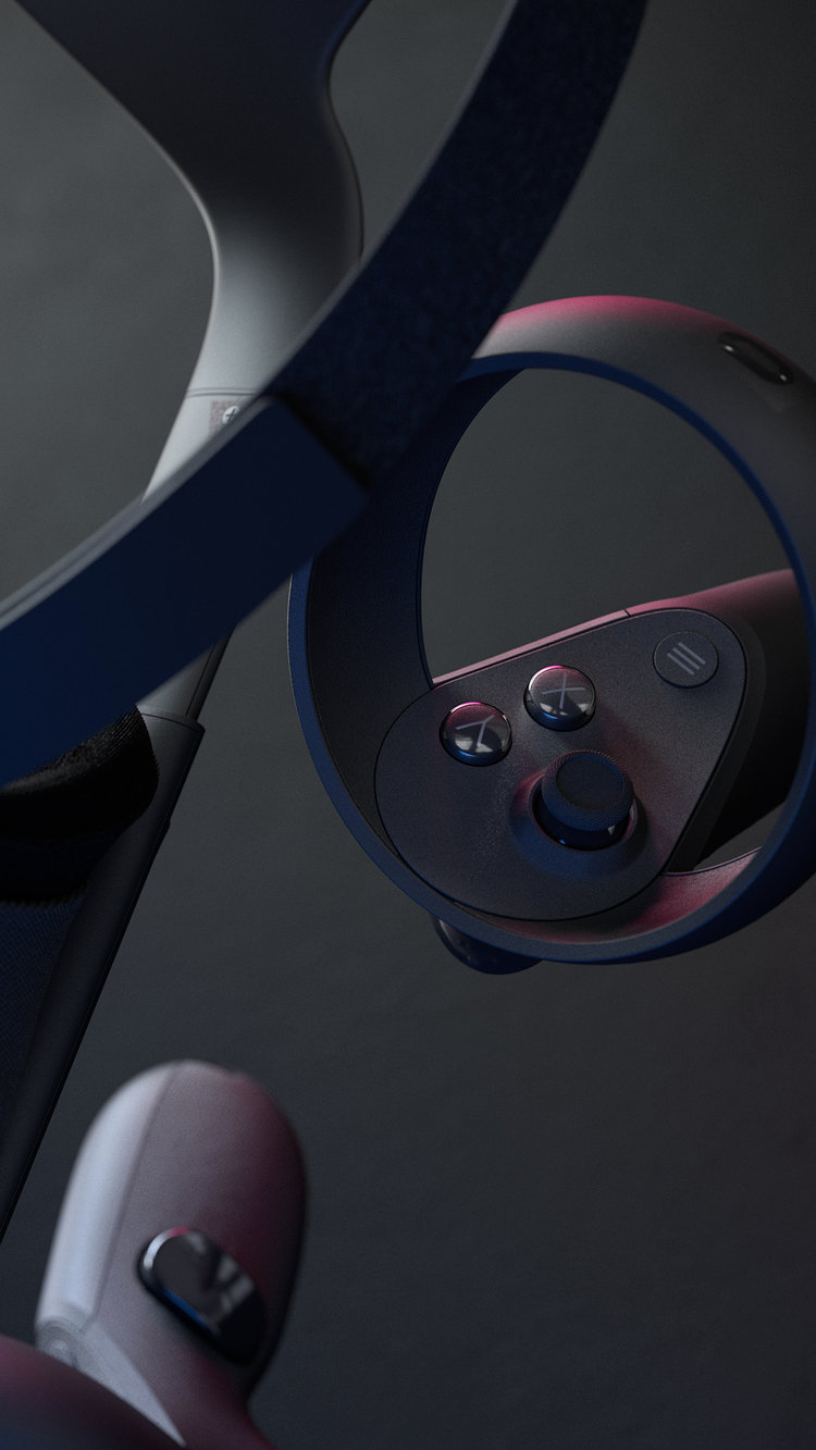 Oculus — Matt Whitewood - designer / director.