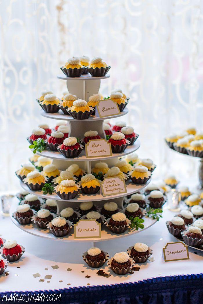 Choosing a Wedding Cake with Nothing Bundt Cakes Nothing