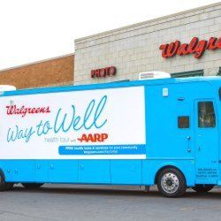 The 2014 Walgreens Way to Well Health Tour with AARP offers adults 18 and over three free health tests that measure your risk for heart disease, cancer and diabetes. No appointment or insurance is necessary, results are immediate. July 23 - 3191 28th Street in Grandville  #walgreens #waytowellhealth #grandrapids #health #rethinkhealthy