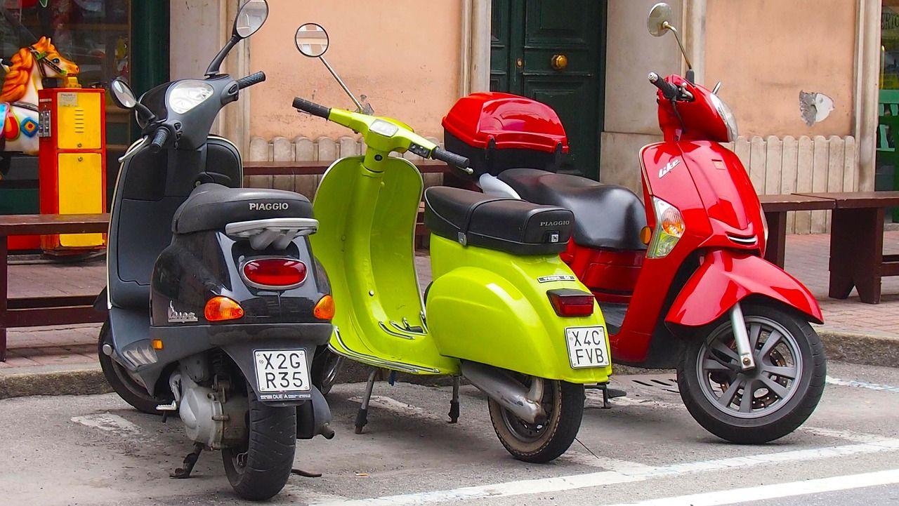 Italy Scooter Motor Bike Vespa Bike Motorbike Ve Italy Scooter