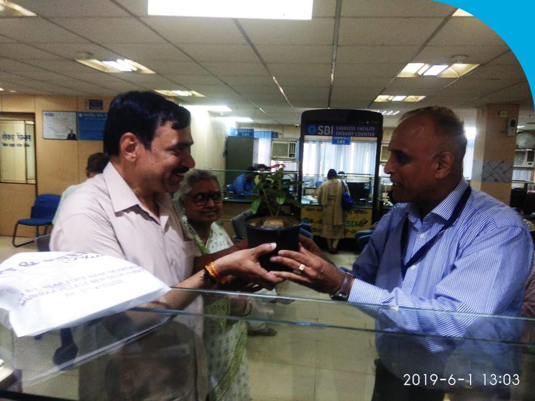 bank of india branch in rk puram new delhi