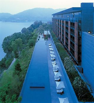 The Lalu Sun Moon Lake Hotel, Yuchi (Taiwan)