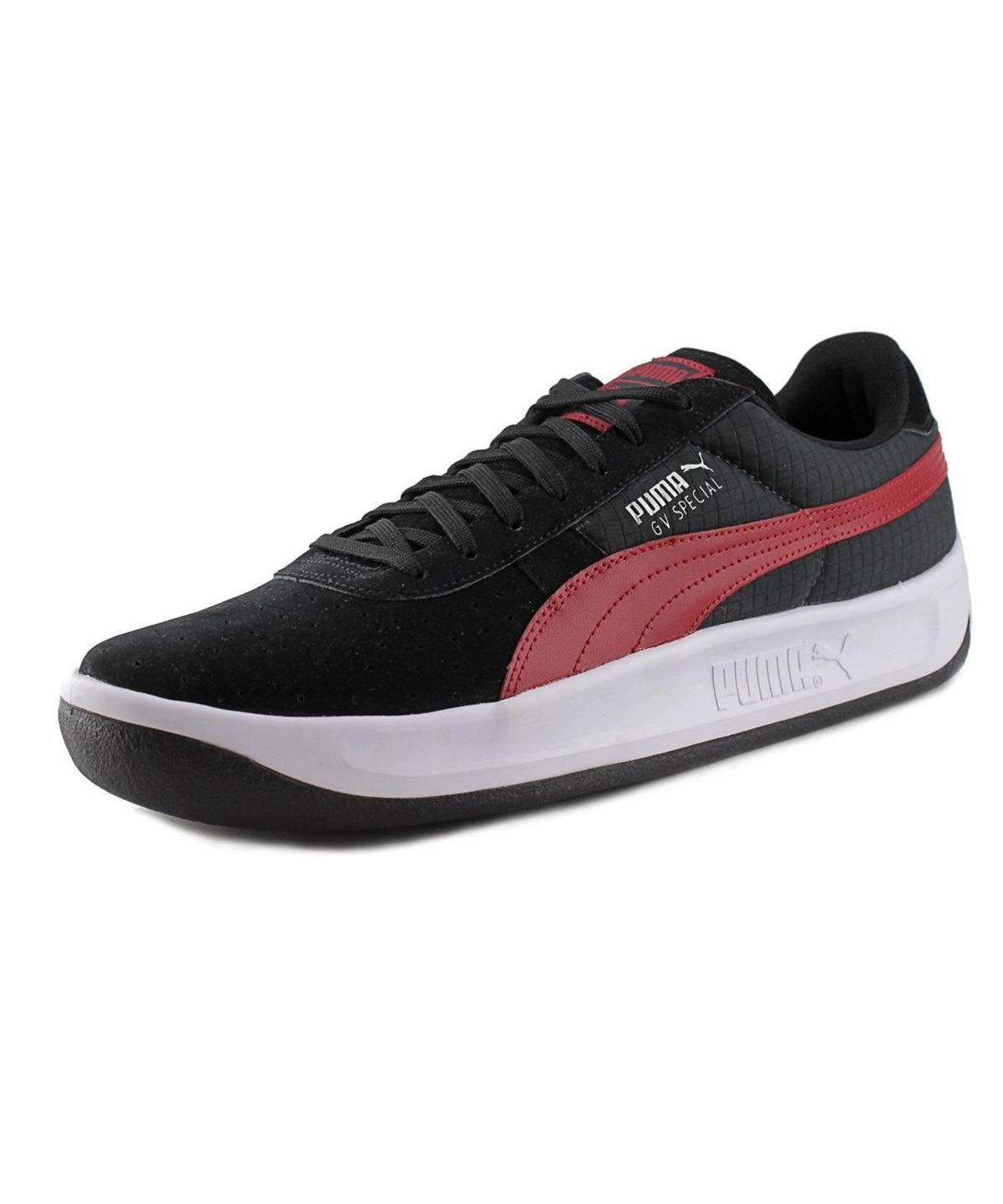 40cdd1f78c8a PUMA Puma Basket Classic Cvs Blur Men Round Toe Synthetic White Walking Shoe .   puma  shoes  sneakers
