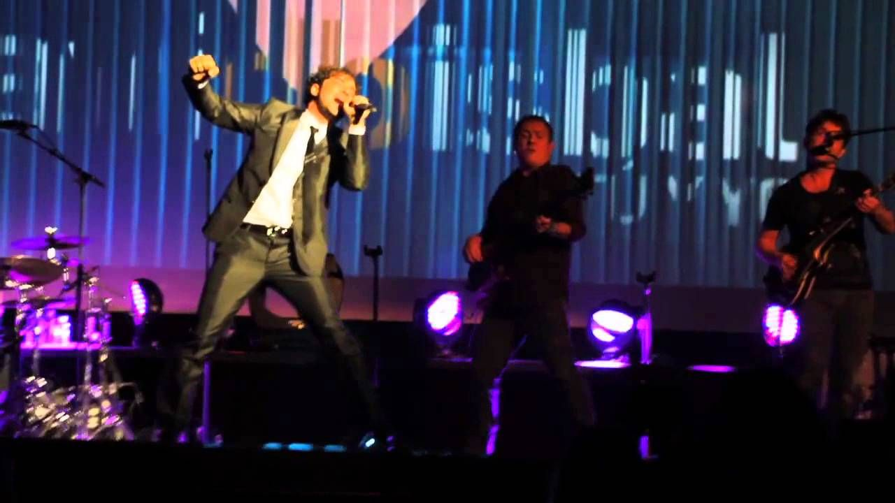 DAVID BISBAL - Presentación del Álbum y Mediometraje 'Tú y Yo'