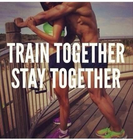 Trendy fitness couples inspiration motivation Ideas #motivation #fitness