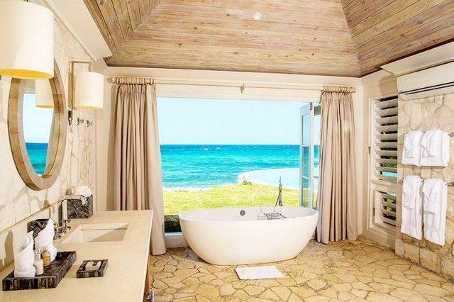 12 Simple Bathroom Ideas That Are So Fresh And So Clean Beautiful Bathrooms Villa Jamaica Villa