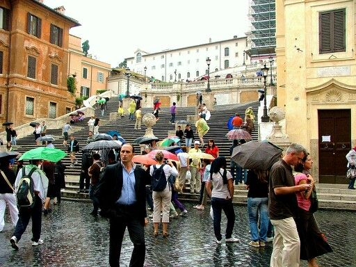 how to get to spanish steps