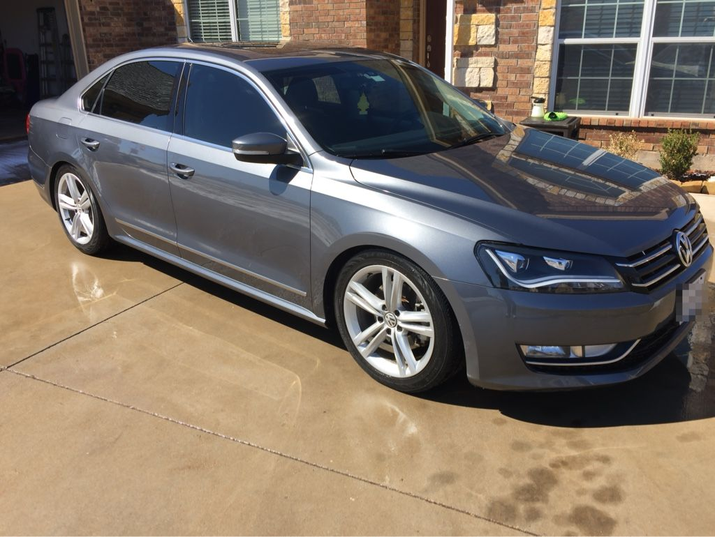 VWVortex com - What did you do to your B7 today? | Passat