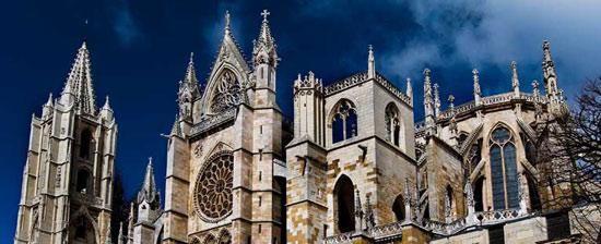 Kathedrale von León. León