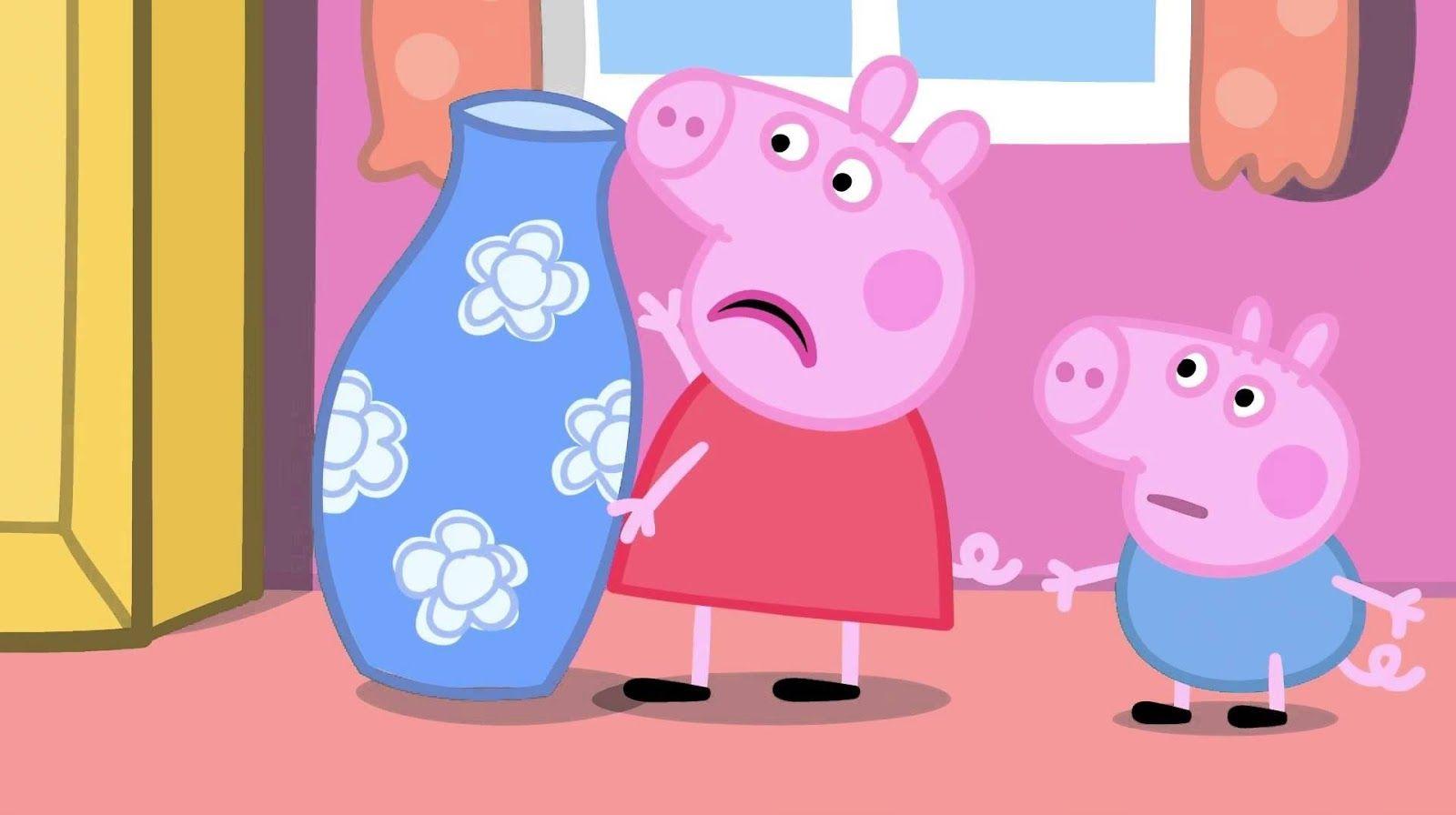 Disney HD Wallpapers: Peppa Pig Cartoon HD Wallpapers