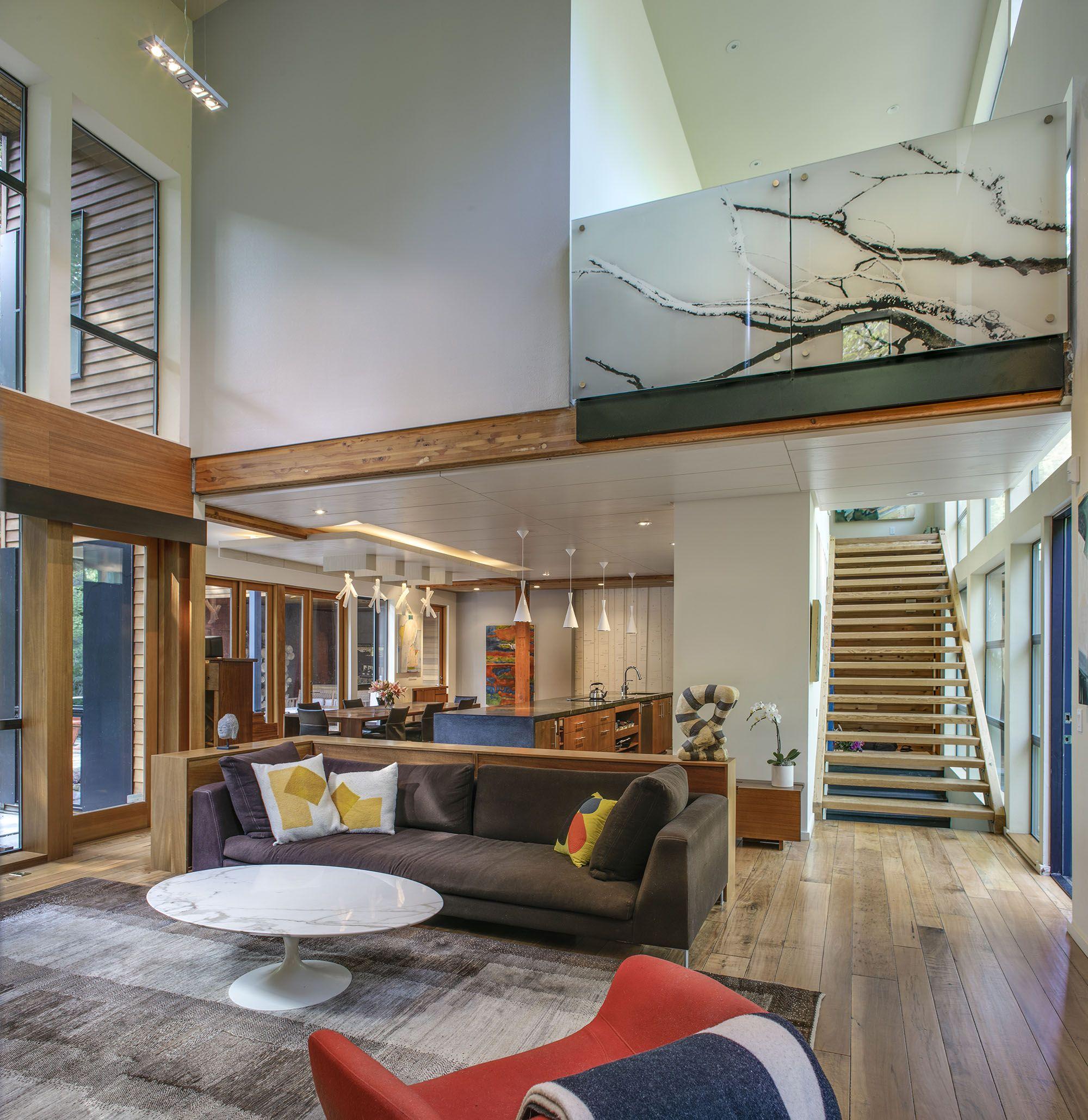 modern home in sw portland designed by jeffrey lamb on wall st journal id=64182
