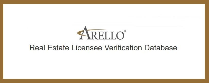 ARELLO is the Association of Real Estate License Law Officials, an