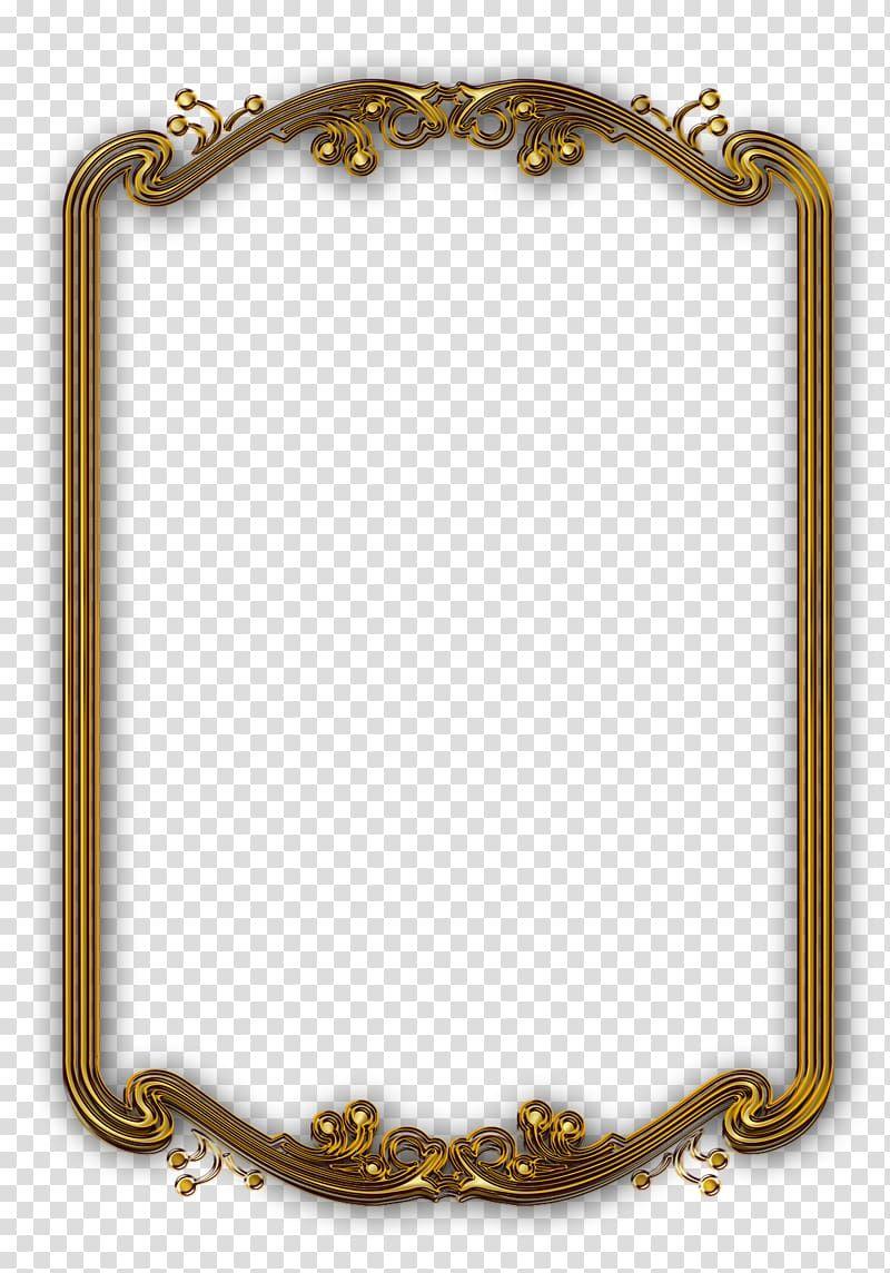 Frame Frame Line Classical Gold Frame Rectangular Gold Colored Frame Transparent Background Png Clipart Gold Frame Frame Clipart Frame