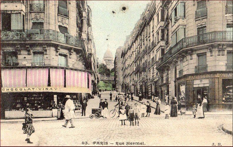 Epingle Par Dupont Sur Vieux Paris Vieux Paris Paris France Paris