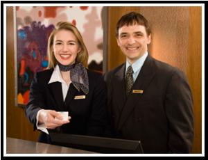 Pin By Cooper R Smith On Prairi Hotel Uniform Receptionist Hotel Concierge