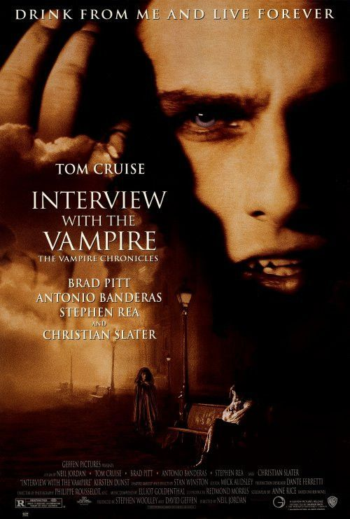 Interview With The Vampire 27x40 Movie Poster 1994 Entrevista