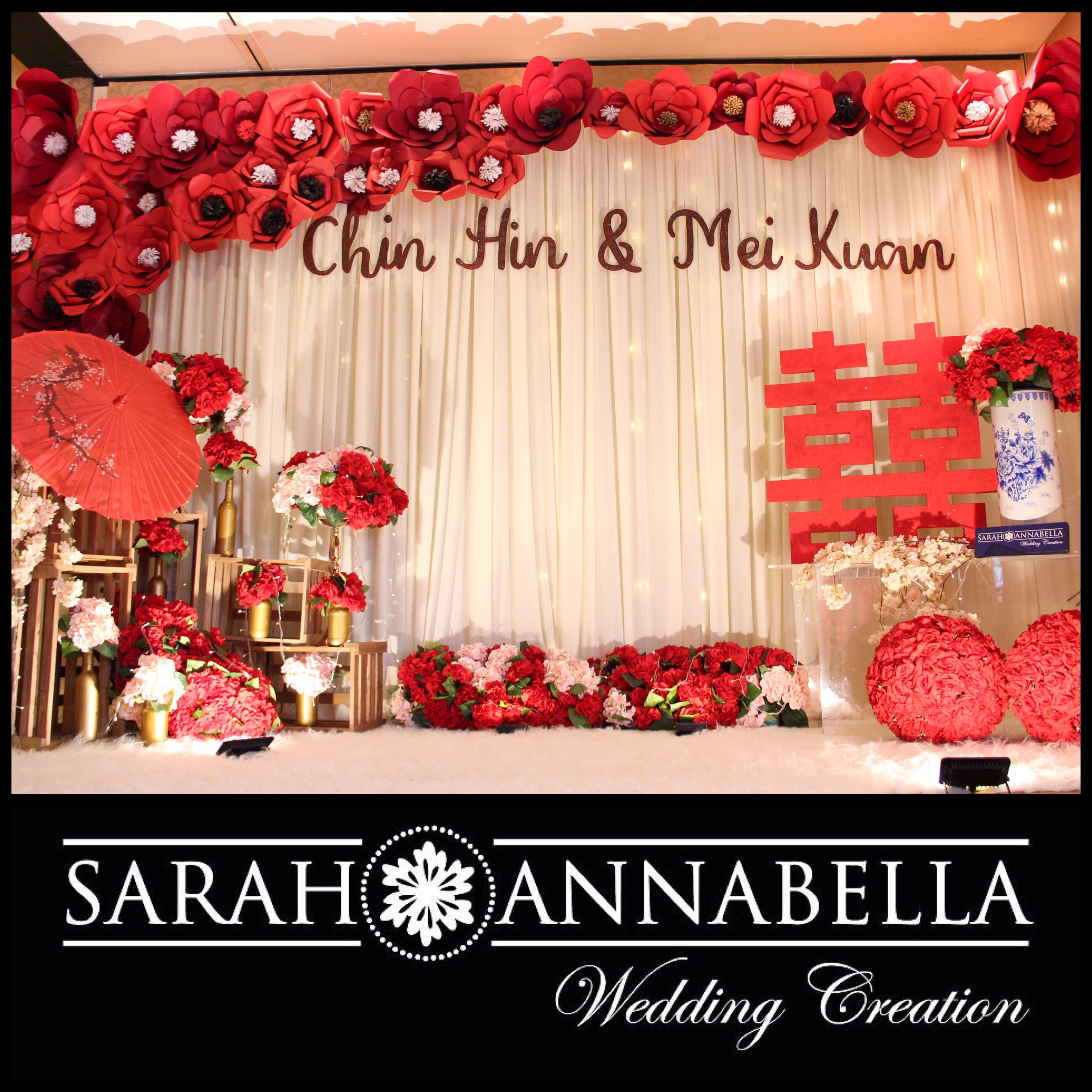 sarahannabella #wedding #ipoh #weddingplanner #weddingideas
