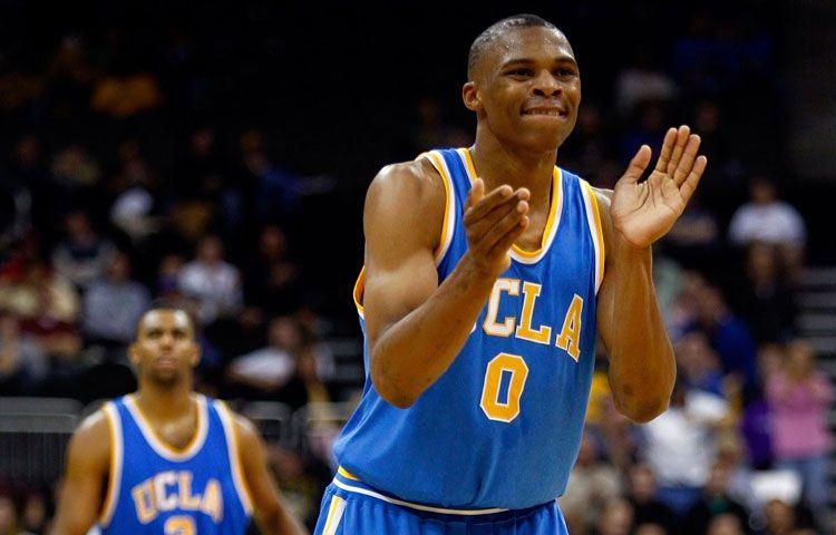 Westbrook Night at UCLA