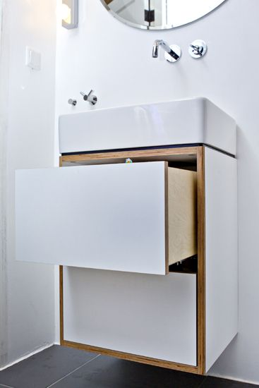 Wastafelkast - makerij metsa - Toillet | Pinterest - Multiplex ...