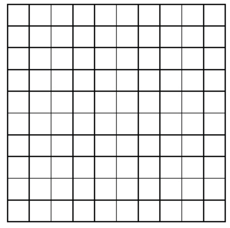 It is a graphic of Printable Blank Hundreds Chart pertaining to worksheet