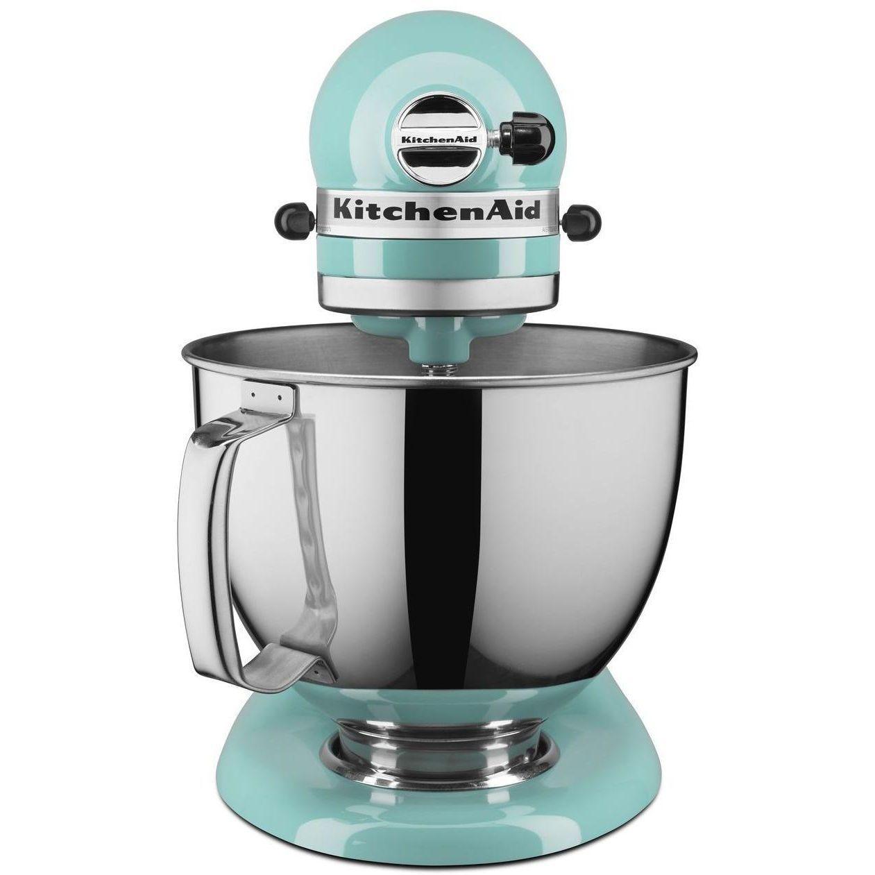 Aqua sky kitchenaid artisan mixer kitchenaid artisan