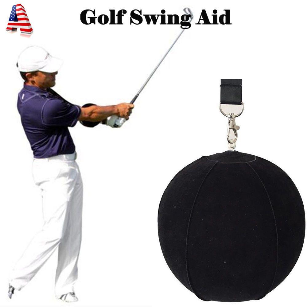 2d07985fcfcc Smart Golf Impact Ball Golf Swing Trainer Aid Assist Posture Correction  Supplies (eBay Link)