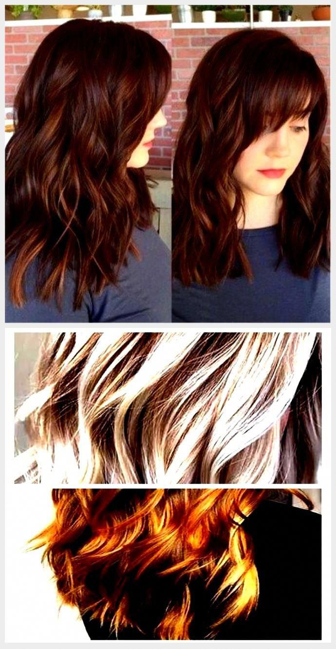 New Hair Color Ideas For Brunettes For Fall Low Lights Hairstyles 22 Ideas